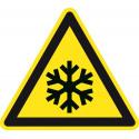 Warnung vor niedriger Temperatur/Frost - W010