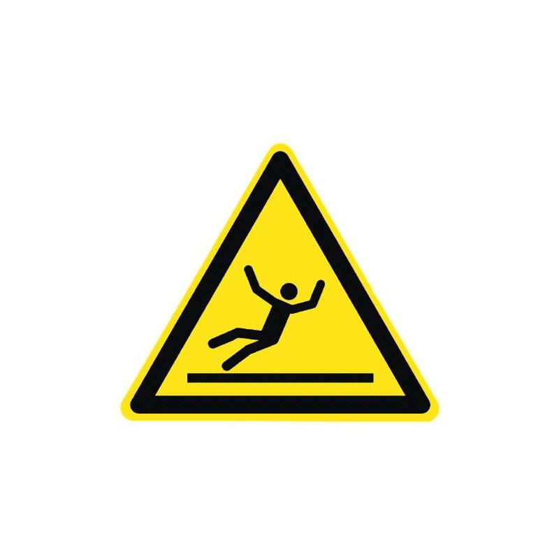 Warnung vor Rutschgefahr - W011