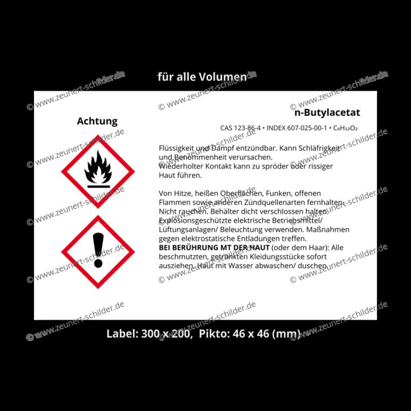 n-Butylacetat, CAS 123-86-4