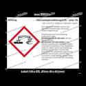 Natriumhydroxidlösung 0,5% – unter 2%, CAS 1310-73-2