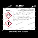 Salzsäure 10% – unter 25%, CAS 7647-01-0