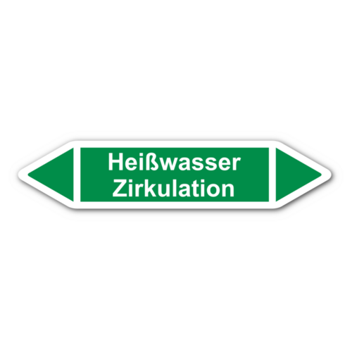 Heißwasser Zirkulation