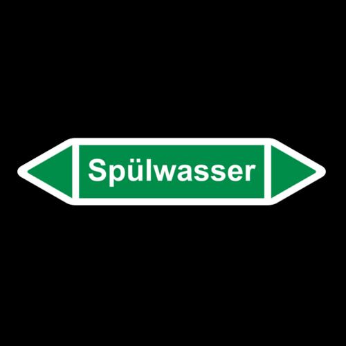 Spülwasser