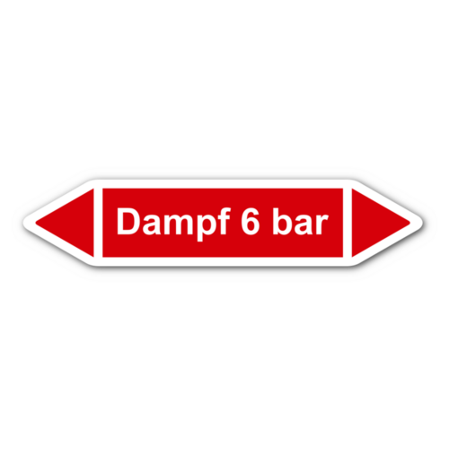 Dampf 6 bar