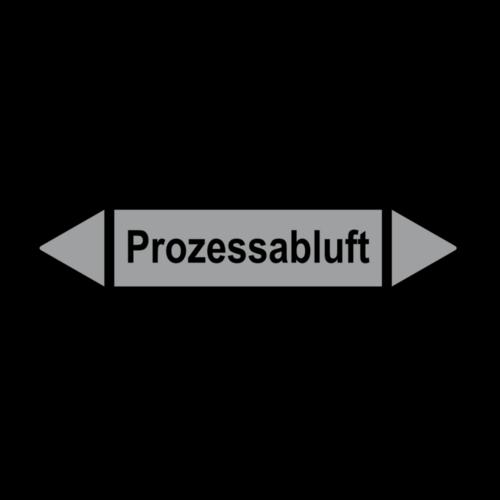 Prozessabluft