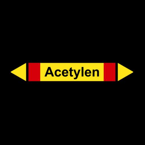 Acetylen, ohne Piktogramme