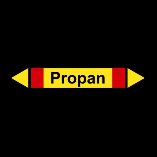 Propan, ohne Piktogramme