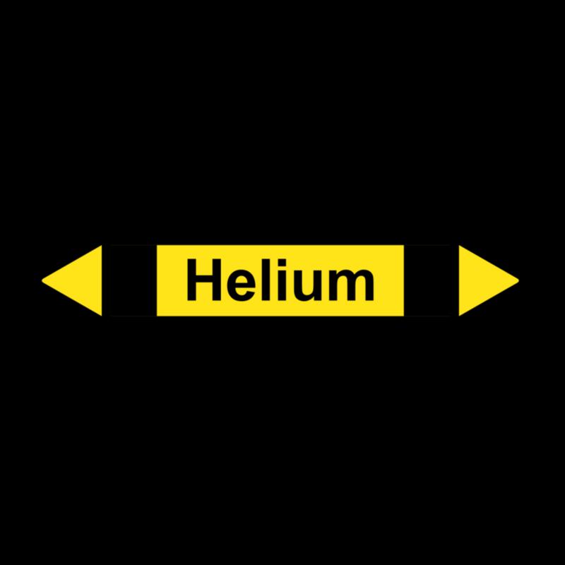 rohrleitungskennzeichnung helium etikett zum aufkleben. Black Bedroom Furniture Sets. Home Design Ideas