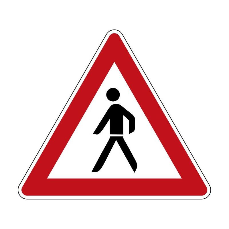 Fußgänger - StVO-133-10