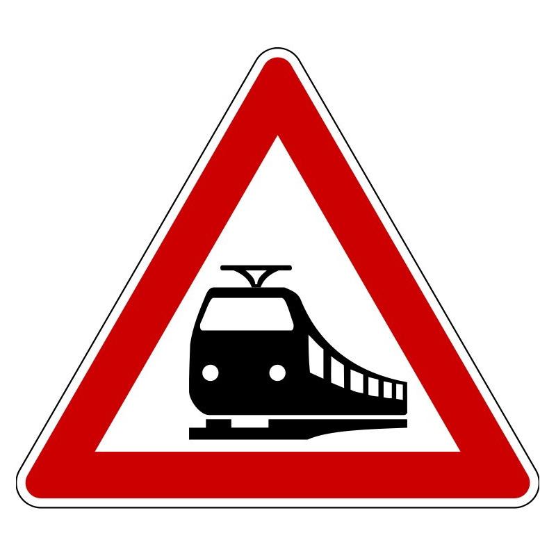 Bahnübergang - StVO-151