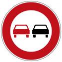 Überholverbot für Kraftfahrzeuge aller Art - StVO-276