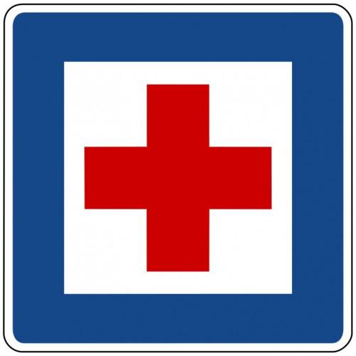 Erste Hilfe - StVO-358