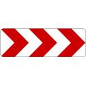 Richtungstafel in Kurven (rechts) - StVO-625-20