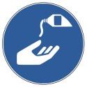 Hautschutzmittel benutzen - M022