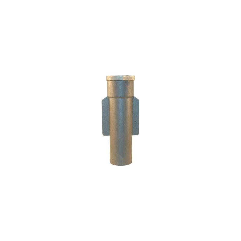 Bodenhülse f. Absperrpfosten Ø 60 mm mit Schnellverschluss