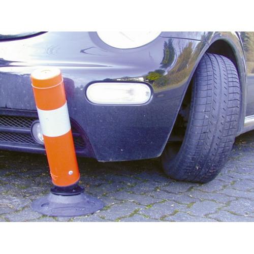 Leitzylinder Euroduck, überfahrbar, 450 mm, inkl. Fuß