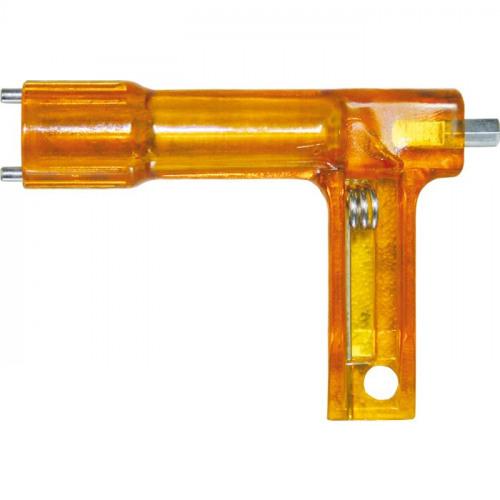 Schlüssel für Baustellenlampe LED
