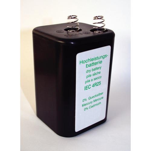 Hochleistungs-Blockbatterie für Baustellenlampe LED