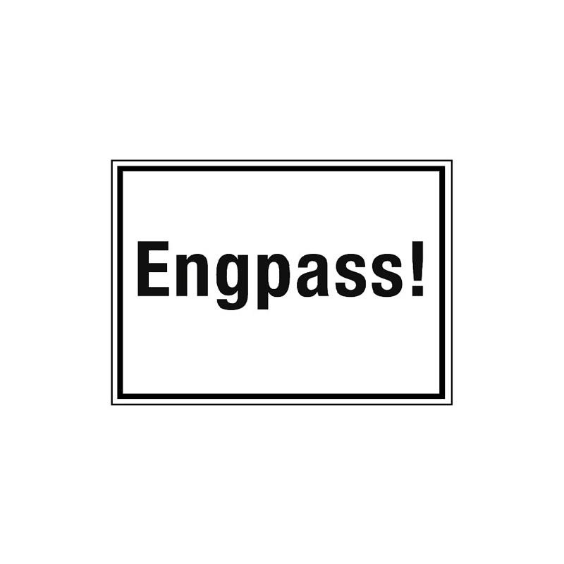 Engpass!