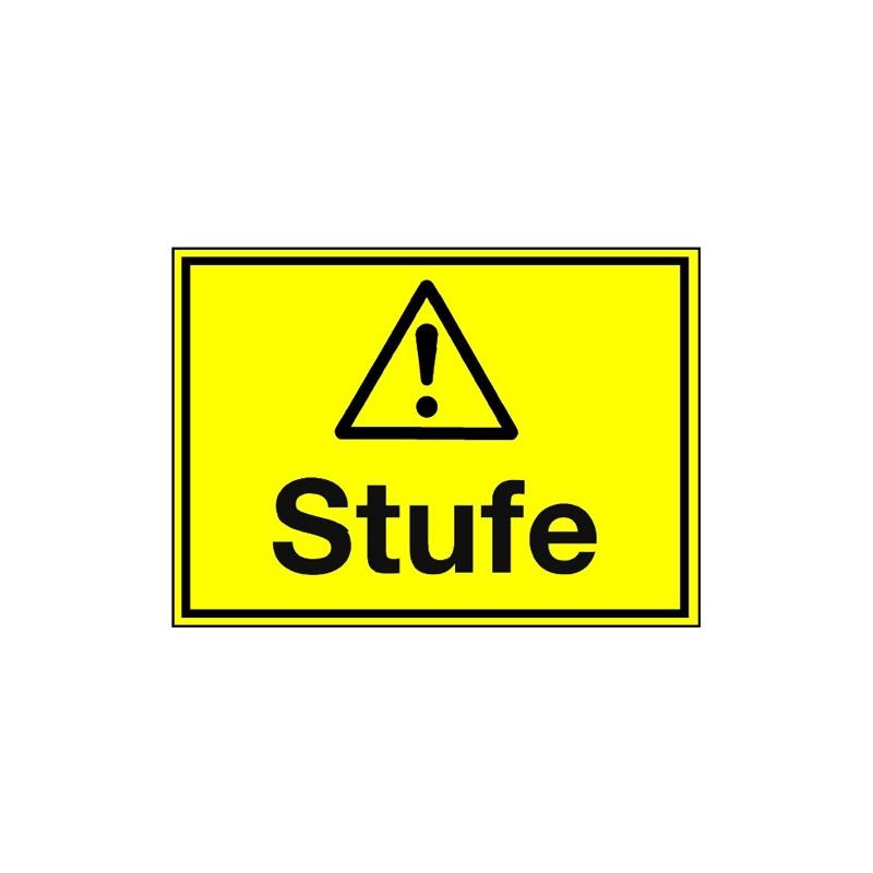 Stufe (mit Symbol W001)