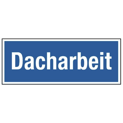 Dacharbeit