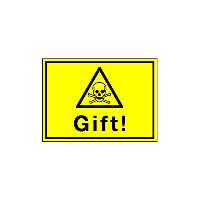 Gift! (mit Symbol W016)