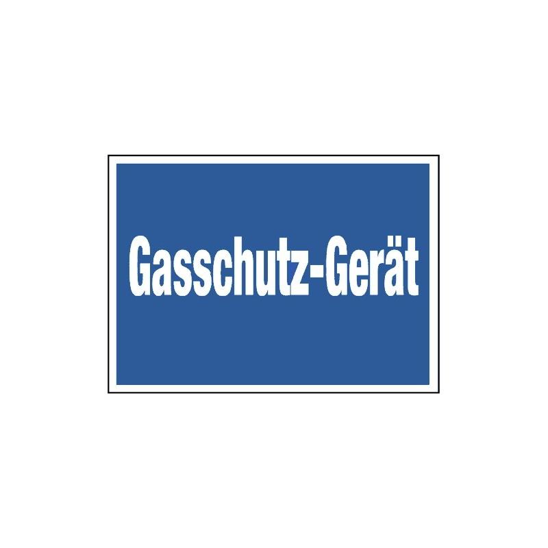 Gasschutz-Gerät