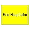 Gas-Haupthahn