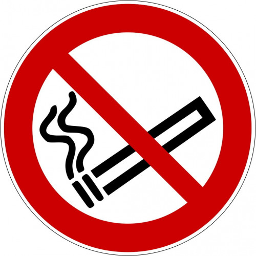 Rauchen verboten - P002