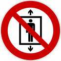 Personenbeförderung verboten - P027
