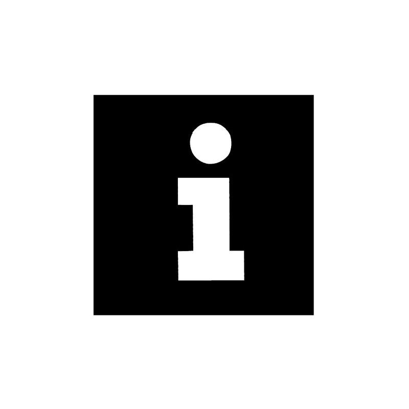 """Piktogramm """"Information"""""""
