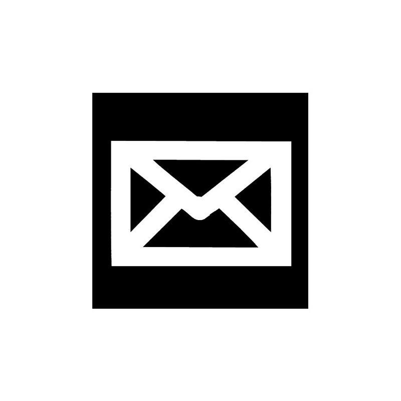 """Piktogramm """"Poststelle"""""""