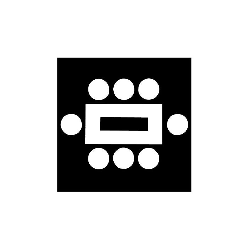 """Piktogramm """"Konferenzraum"""""""