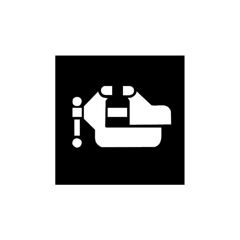 """Piktogramm """"Werkstatt"""""""
