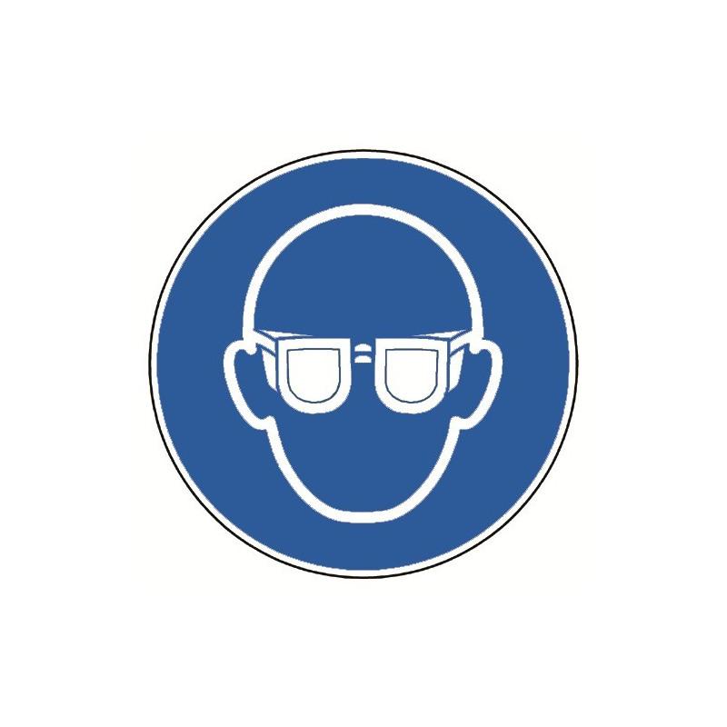 Augenschutz benutzen - M004
