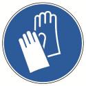 Handschutz benutzen - M009