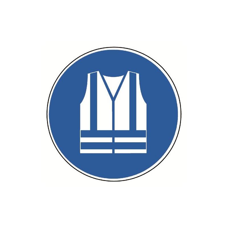 Warnweste benutzen - M015
