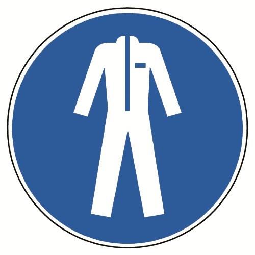 Schutzkleidung benutzen - M010