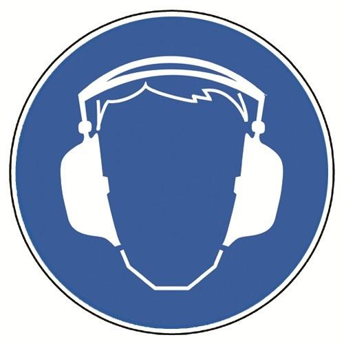 Gehörschutz benutzen - alte ASR A1.3 M003, alte BGV A8 M03