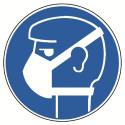 Leichten Atemschutz tragen, praxisbewährt