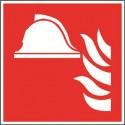 Mittel und Geräte zur Brandbekämpfung - F004