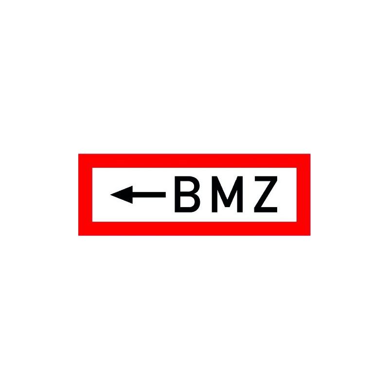 BMZ (Pfeil nach links)