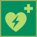 Automatisierter Externer Defibrillator (AED) - E010