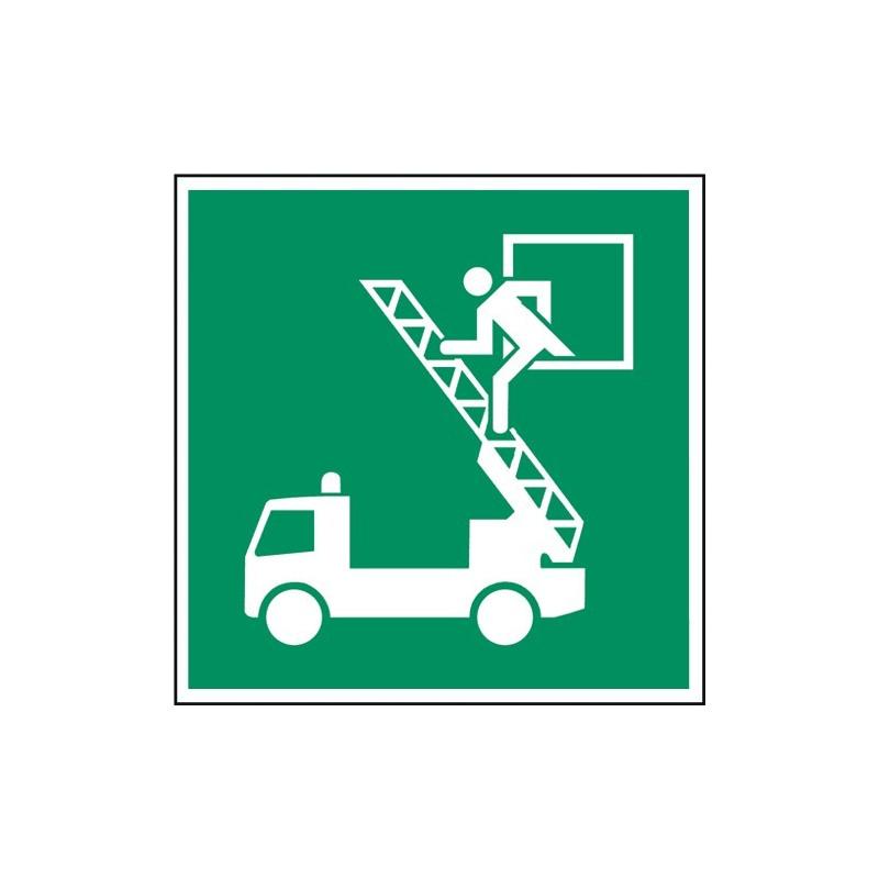 Rettungsausstieg - E017