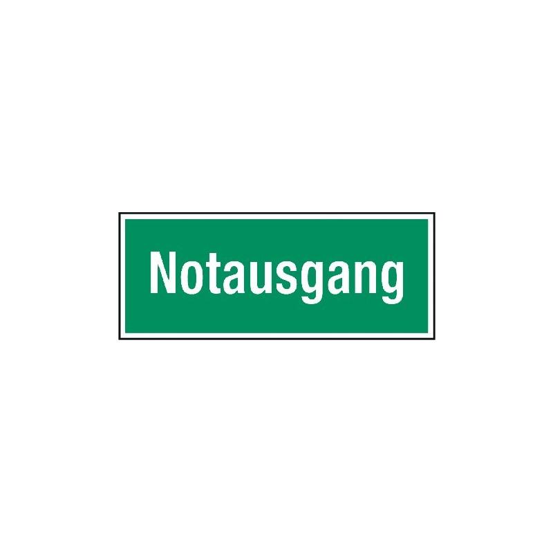 Notausgang