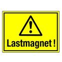 Lastmagnet! (mit Symbol W001)