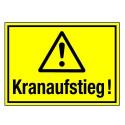 Kranaufstieg! (mit Symbol W001)