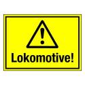 Lokomotive! (mit Symbol W001)