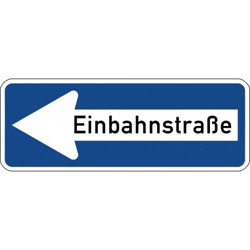 Einbahnstraße links weisend - 220-10