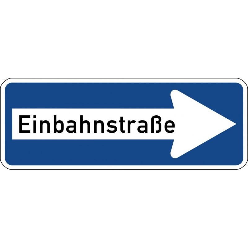 Einbahnstraße rechts weisend - 220-20